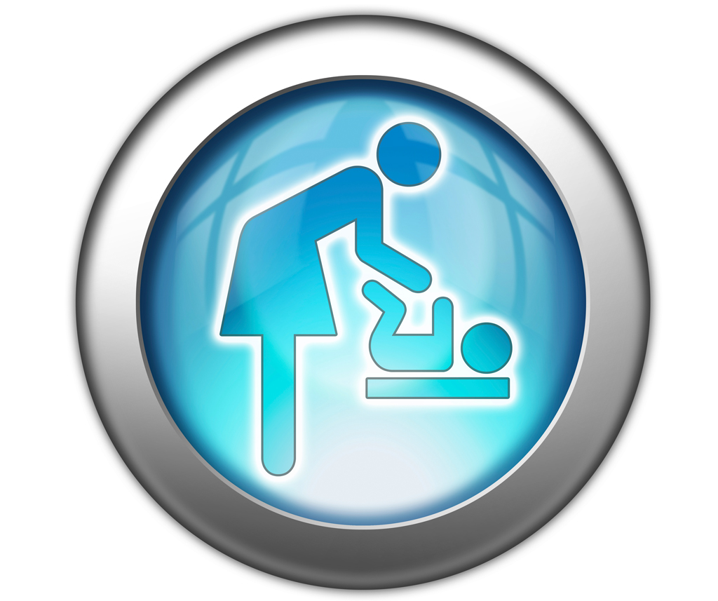 BABY CARE & NAPPY CHANGE