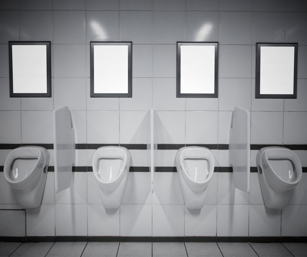 URINAL AND WC SOLUTIONS