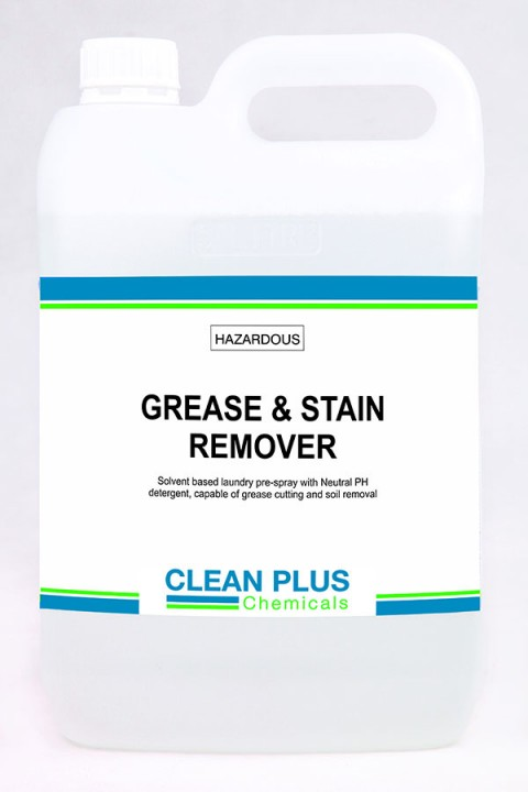 Grease & Stain Remover