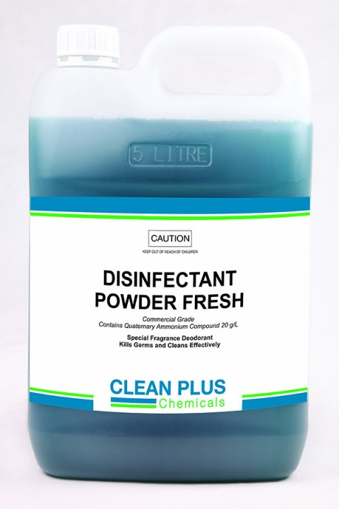 Disinfectant Powder Fresh