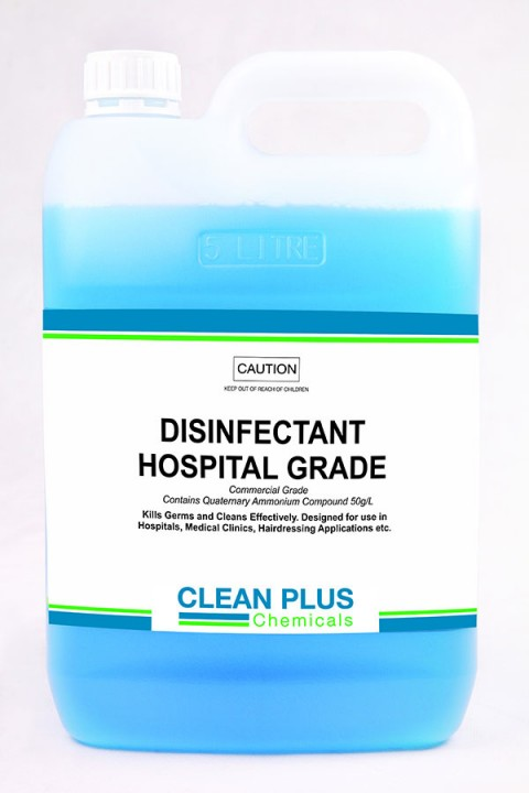 Disinfectant Hospital Grade