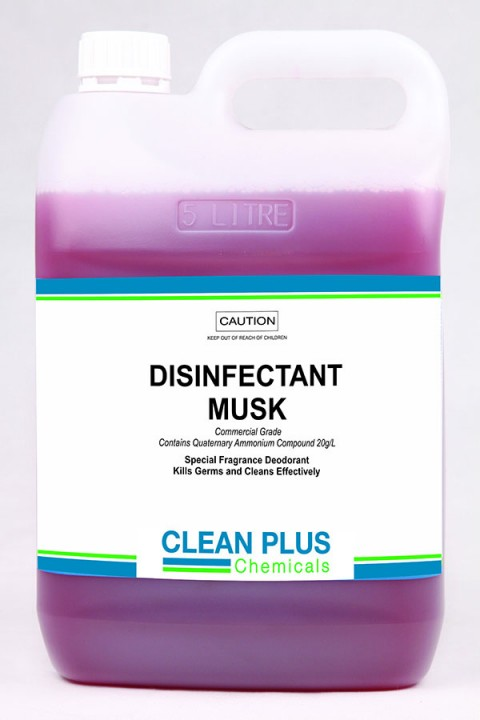 Disinfectant Musk