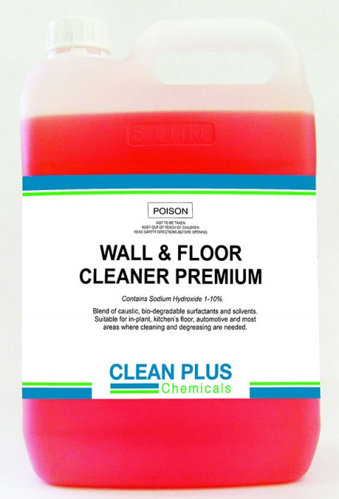 Wall & Floor Cleaner Premium