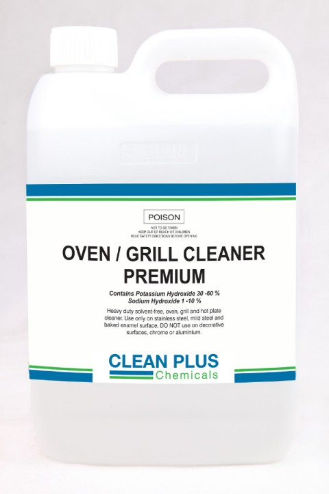 Oven Grill Cleaner - Premium