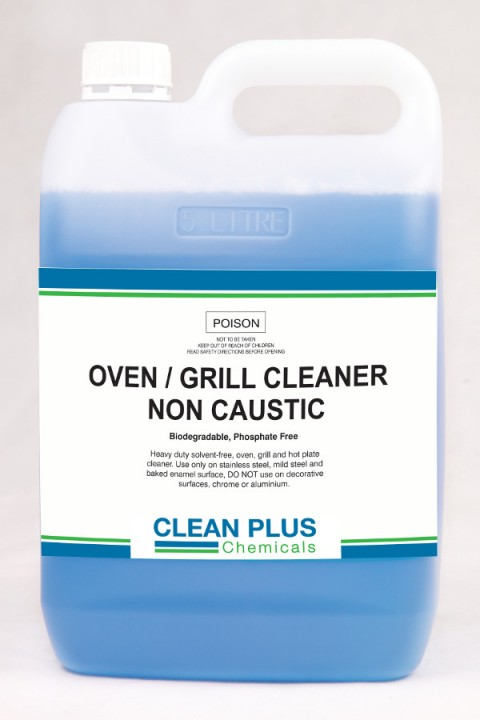 Oven Grill Cleaner - Non Caustic