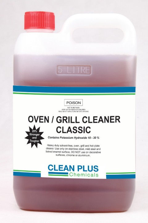 Oven Grill Cleaner - Classic