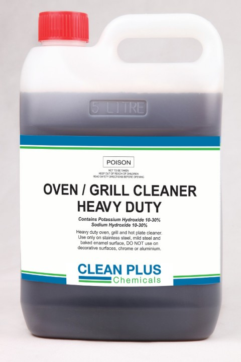 Oven Grill Claener - Heavy Duty