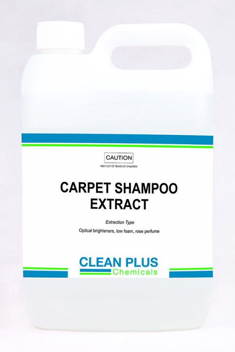 Carpet Shampoo Extract