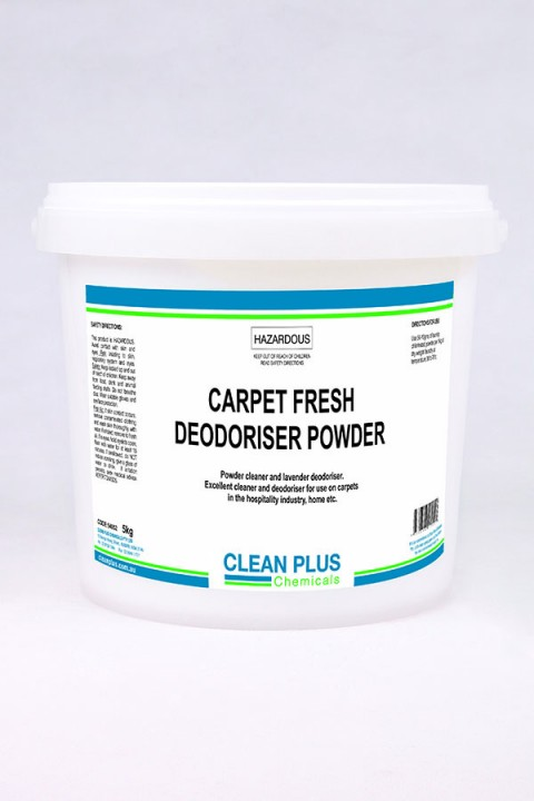 Carpet Deoderiser Powder