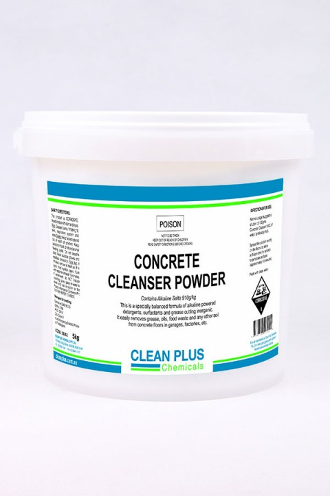 Concrete Cleanser