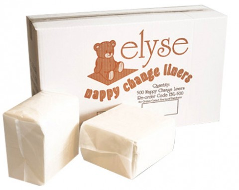 Nappy Change Liners